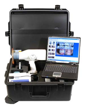 Nomad Pro Handheld Xray Inline Systems